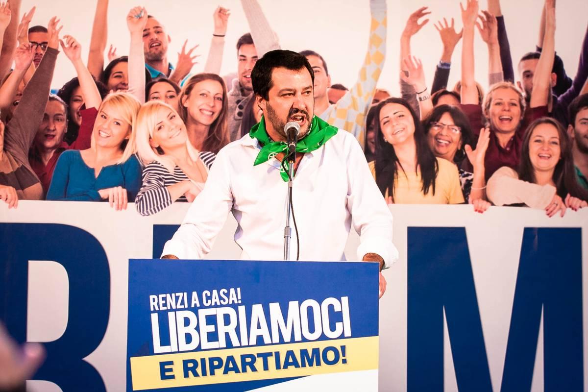 """Salvini seppellisce le rivalità: """"Il leader? Non mi preoccupa"""""""