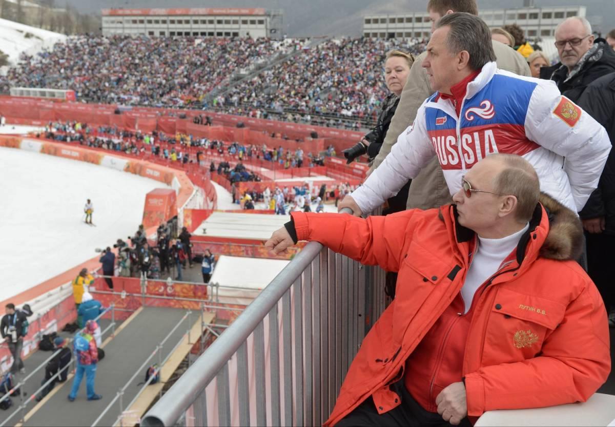 Doping nell'atletica, la Russia rischia il bando