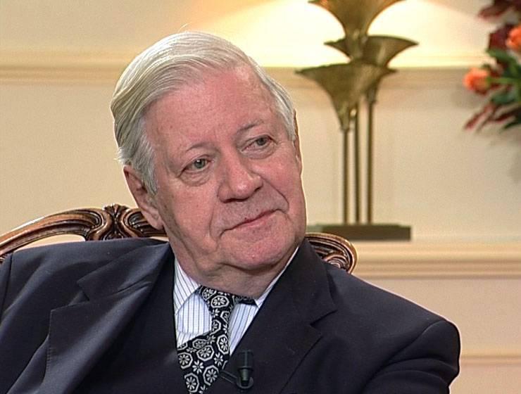 Addio a Helmut Schmidt, padre dell'Euro e del G7