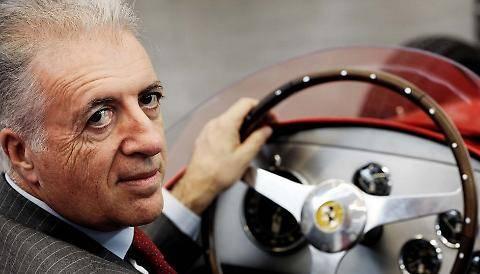 """Piero Ferrari: """"Vi dico cosa avrebbe fatto mio padre a Marquez"""""""