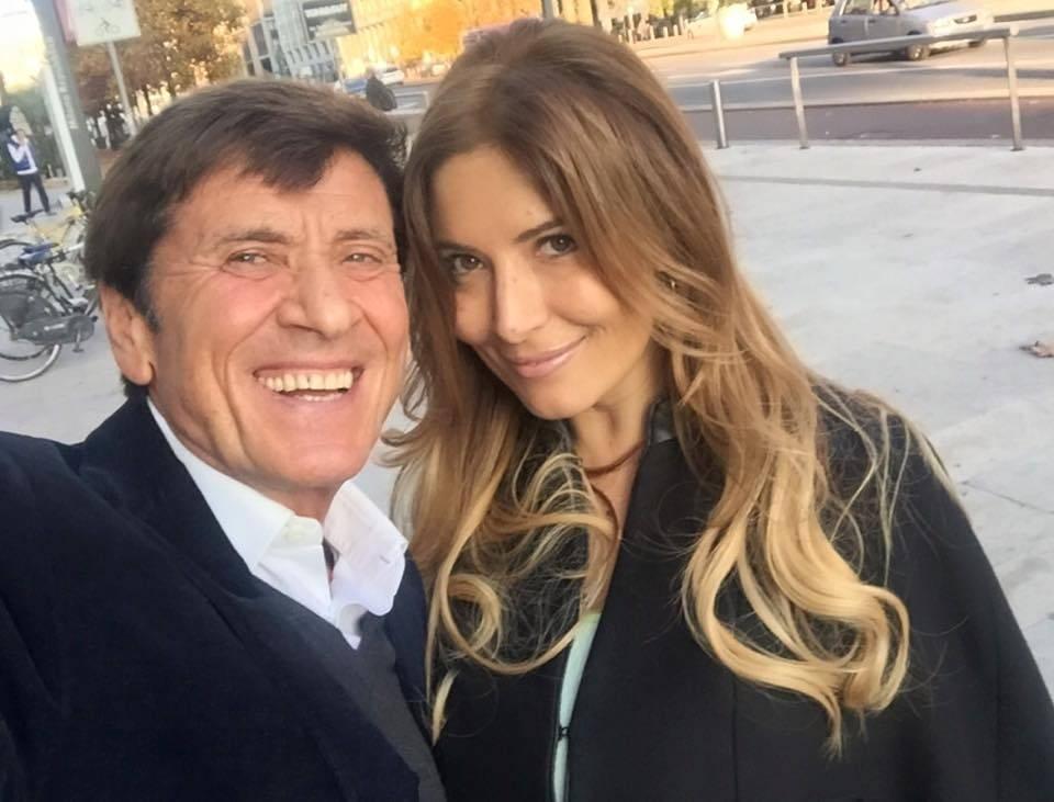 Morandi-Lucarelli è pace fatta su Facebook