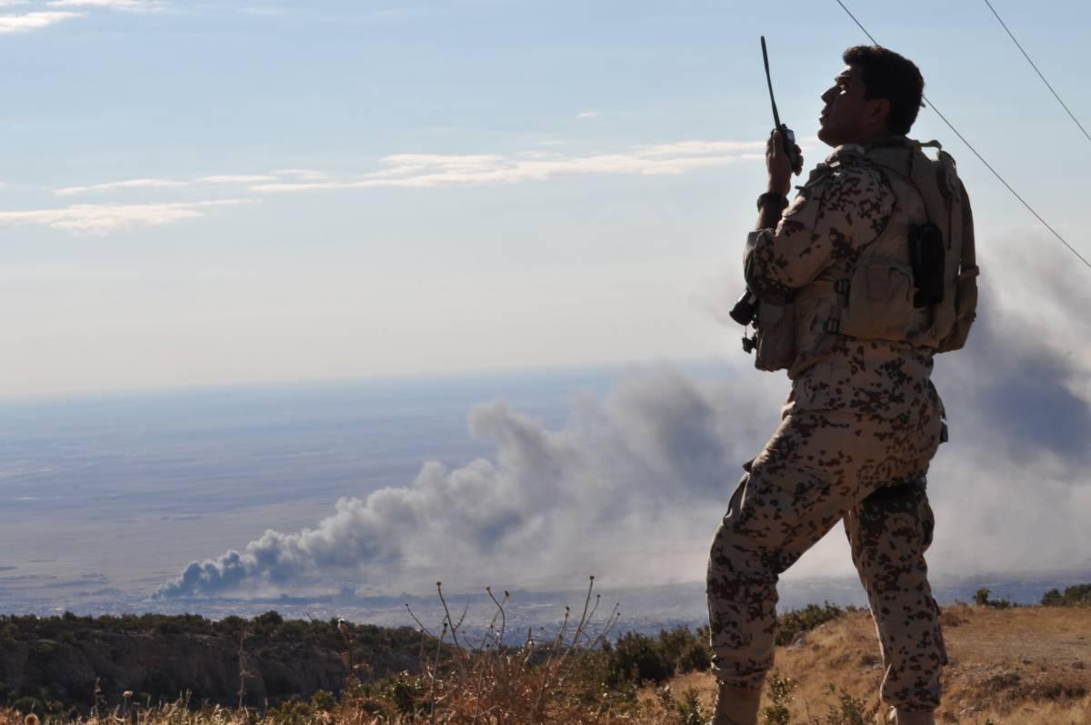 Attacco aereo alleato a Sinjar