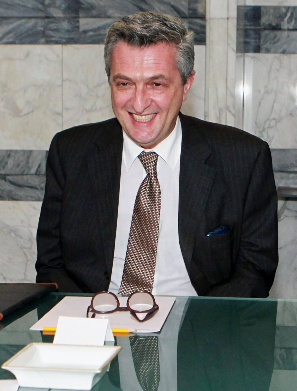 Un italiano all'agenzia per i rifugiati