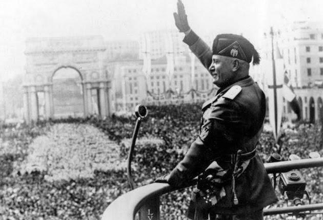 L'Anpi contro il restauro di un affresco fascista