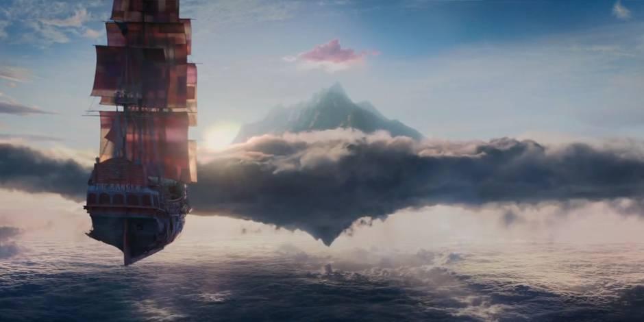 """Al cinema, il prequel di Peter """"Pan"""": tanto chiasso e poca magia"""