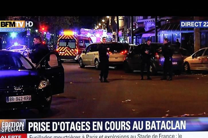 Parigi sotto attacco: i luoghi dell'orrore