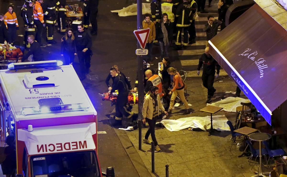 Dietro agli attentati di Parigi anche due rifugiati politici