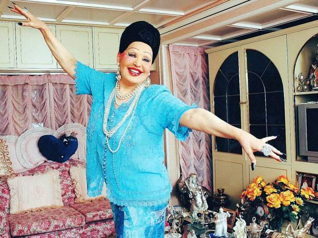 È morta Moira Orfei, la regina del circo italiano