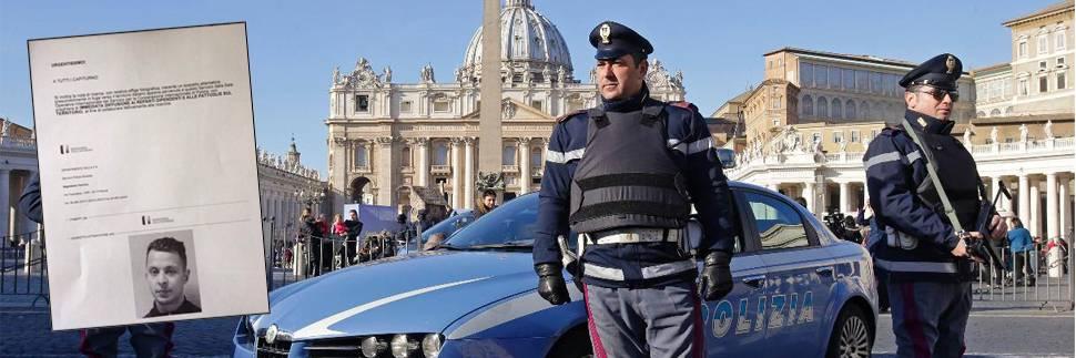 Il terrorista di Parigi in fuga verso l'Italia: la polizia lo sta cercando