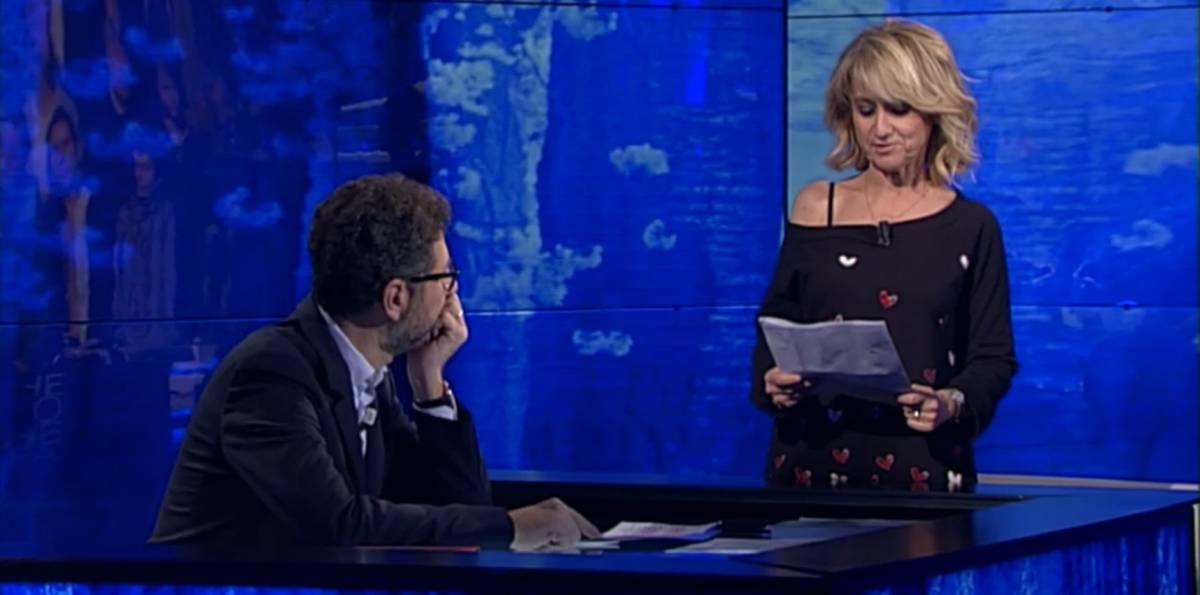 Luciana Littizzetto rinuncia al suo monologo per i fatti di Parigi