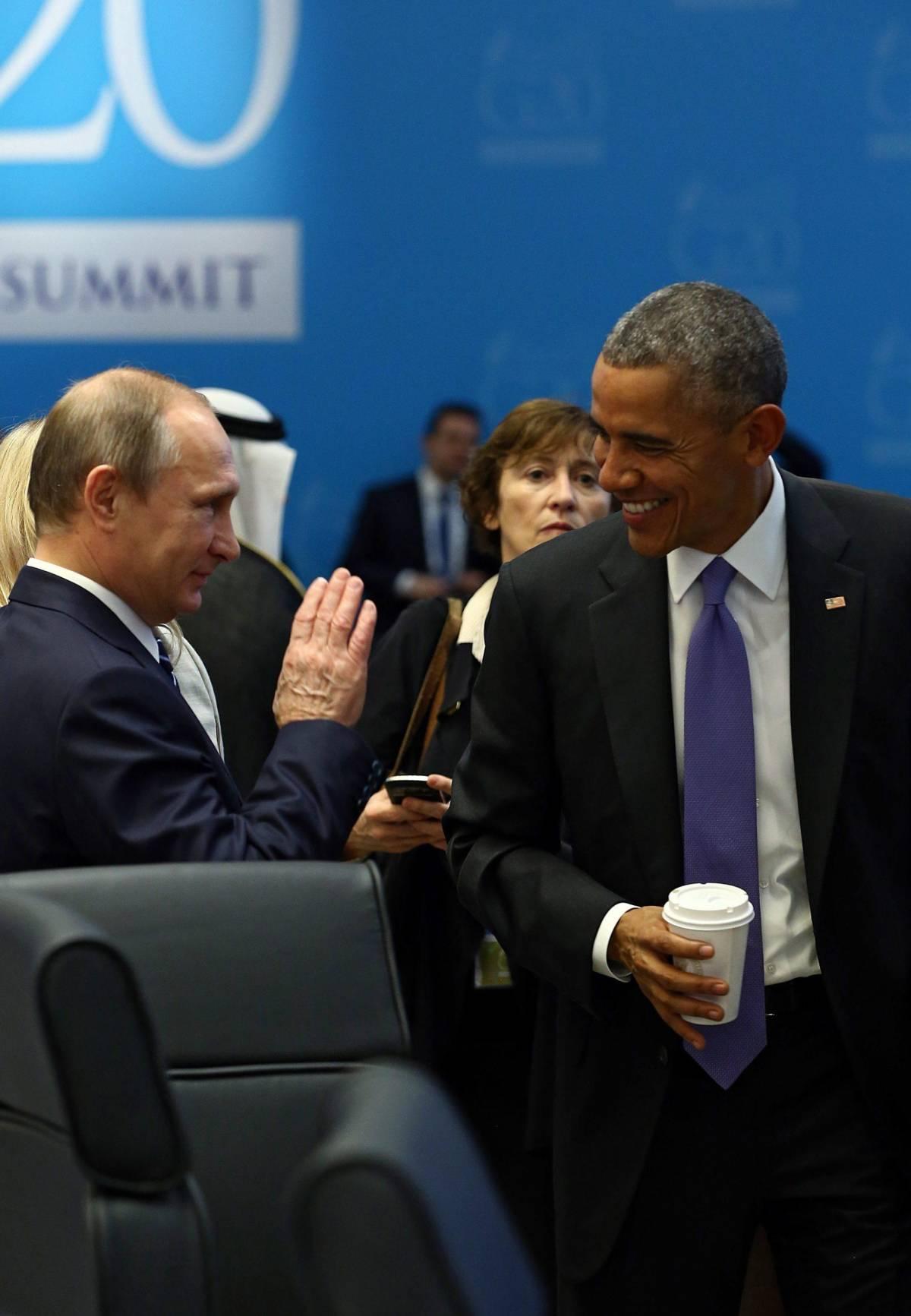 """G20, Putin stana l'Occidente: """"È diviso, accordo impossibile"""""""