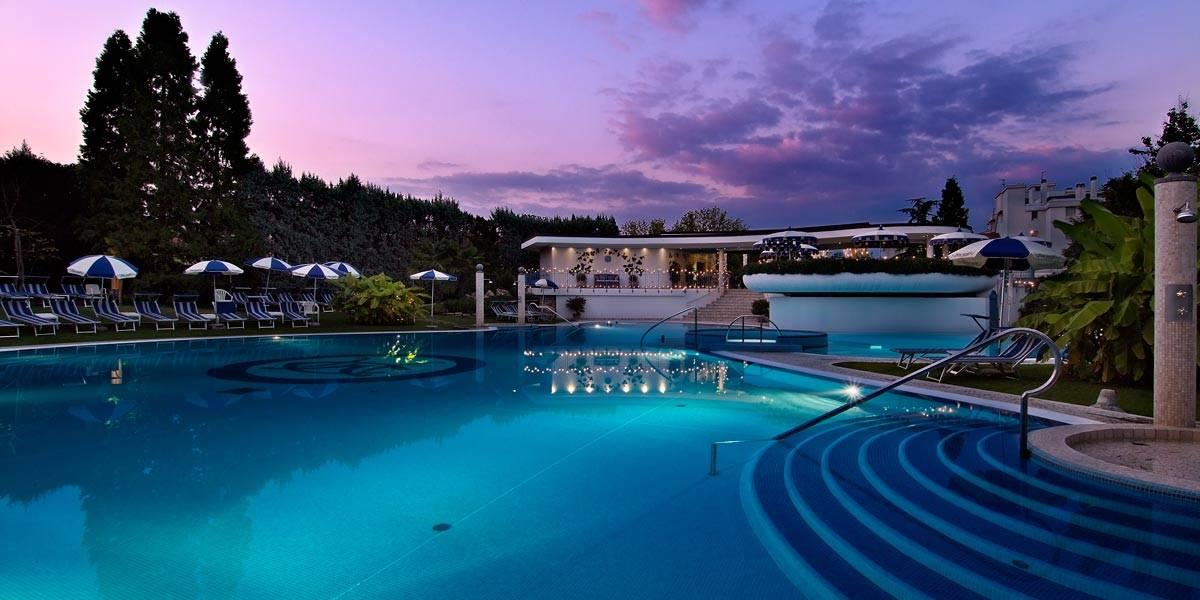 Benessere, relax, cultura, golf, bridge e incontri con i vostri giornalisti a Abano Terme