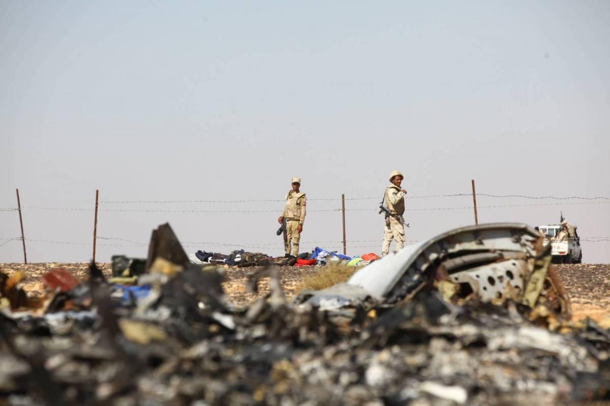"""Sul Sinai ora cede anche la Russia. """"Esplosivo sull'aereo. È terrorismo"""""""