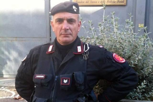 """L'orgoglio del carabiniere ferito """"Sono in carrozzella ma ottimista"""""""