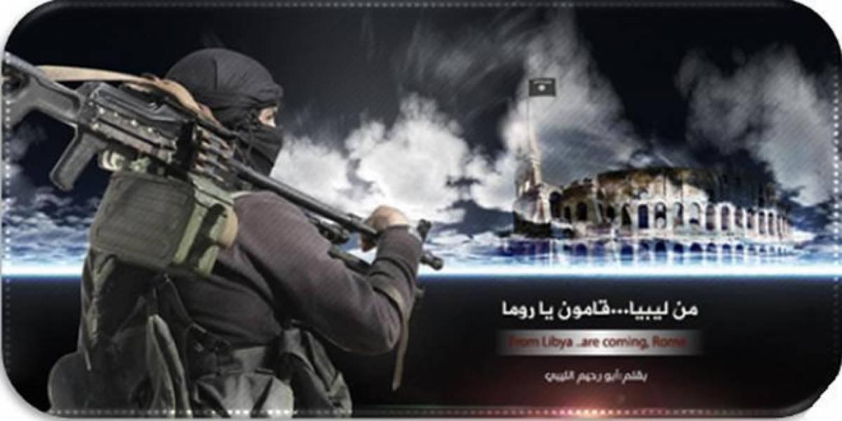 """L'Isis minaccia ancora l'Italia: """"Bandiera nera su San Pietro"""""""