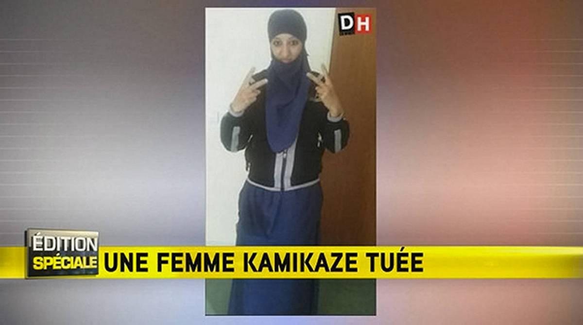 Il volto del jihad è donna: così si è fatta esplodere la kamikaze di Saint-Denis