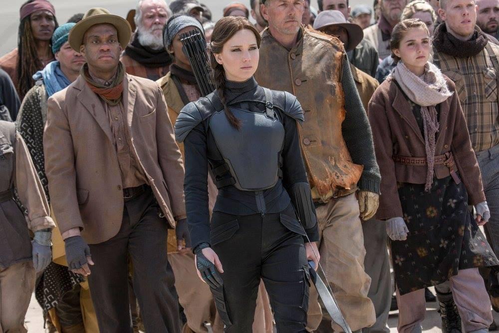 """""""Hunger Games - Il Canto della Rivolta Parte 2"""": Katniss contro il terrorismo"""