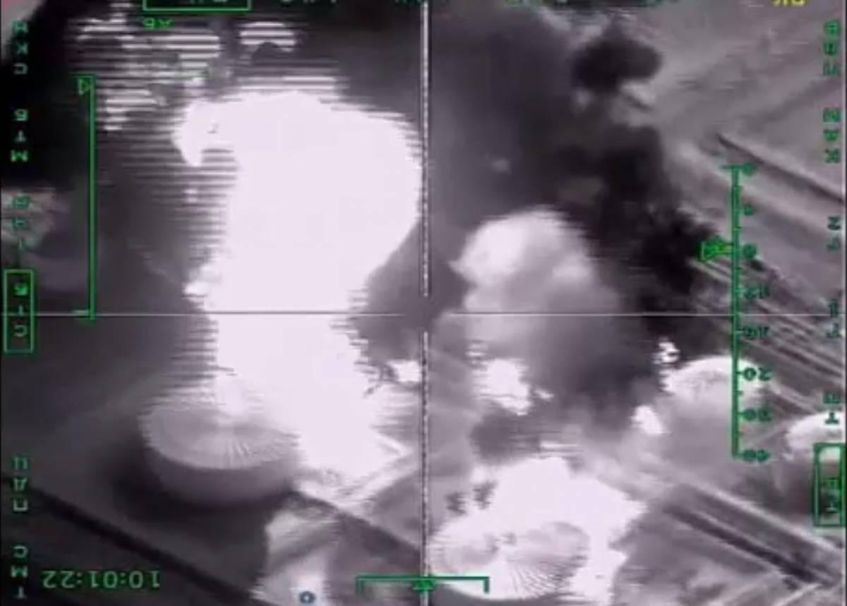 Pioggia di bombe russe sul petrolio dell'Isis
