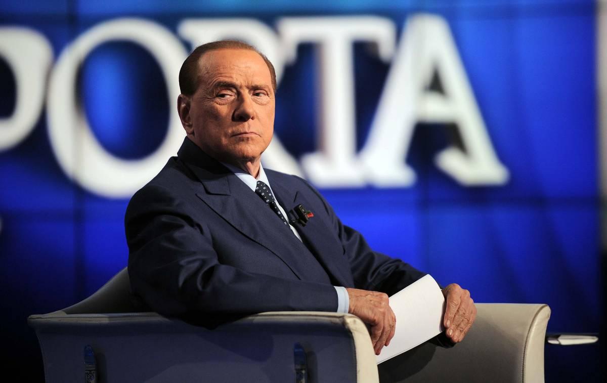 """Berlusconi: """"Sono condannato a restare ancora in campo"""""""