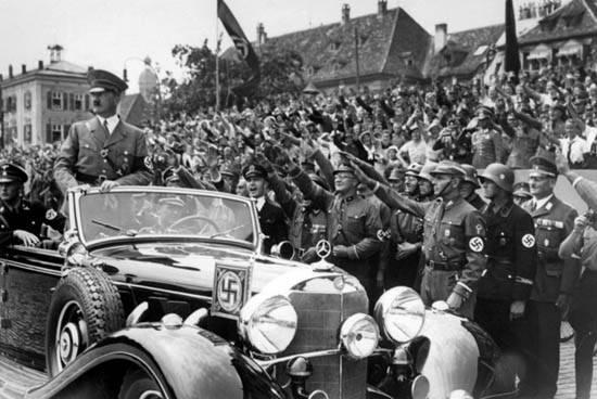 Le auto della storia: la Mercedes di Hitler l'unica tedesca che ha conquistato Mosca