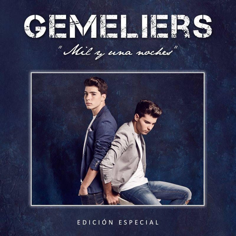 "In Italia i Gemeliers con l'album ""Mil y una noches"""
