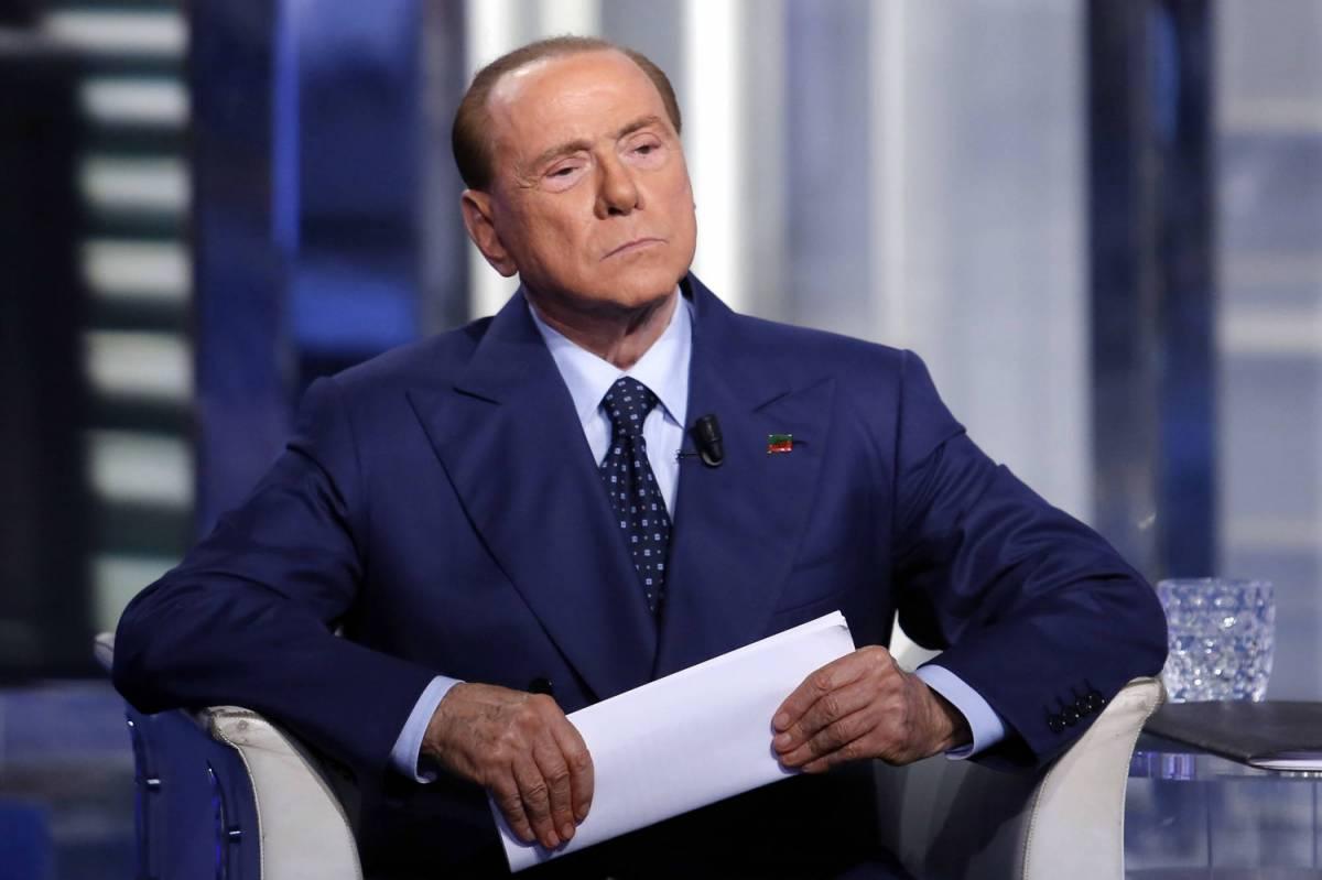 """Silvio Berlusconi: """"Ecco dove va Forza Italia"""""""