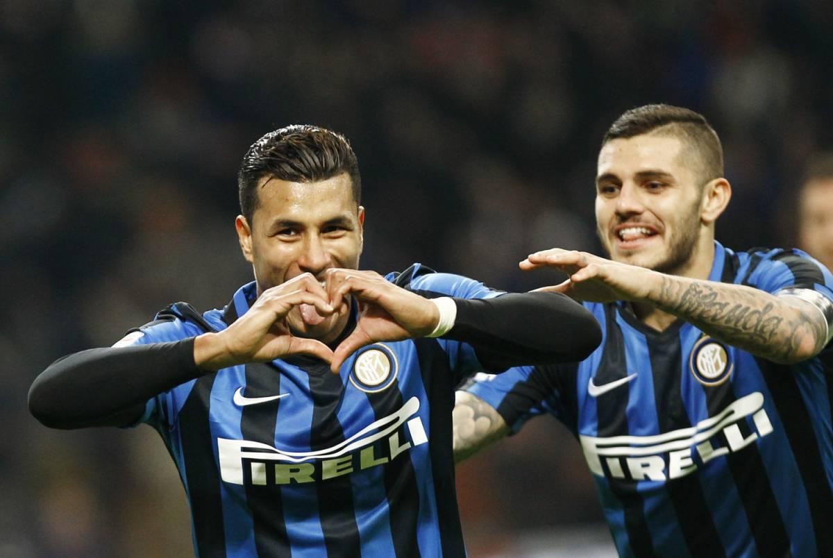 L'Inter cerca la vera fuga  Tutta la A tifa Higuain