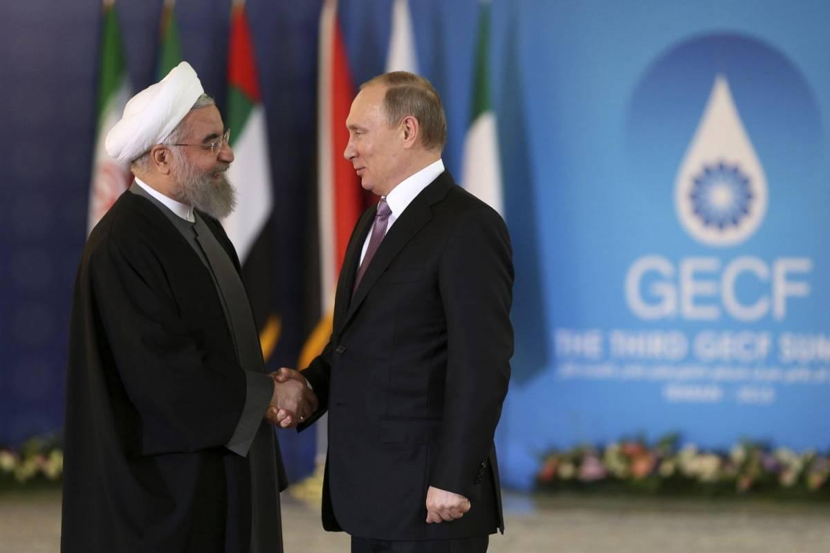 Putin in Iran, Mosca e Teheran sono sempre più vicine