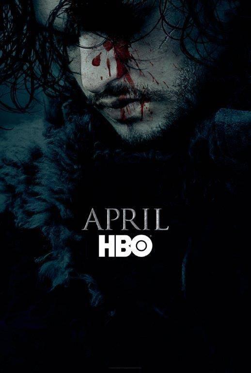 """Ecco il poster della sesta stagione de """"Il Trono di Spade"""""""