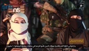 Combattente belga dell'Isis invita i fratelli jihadisti a seguire l'esempio di Parigi