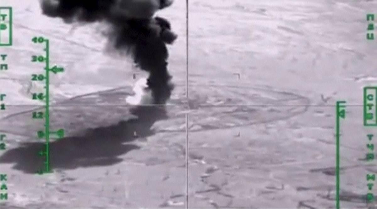 Vendetta russa: bombardamento al confine tra Siria e Turchia