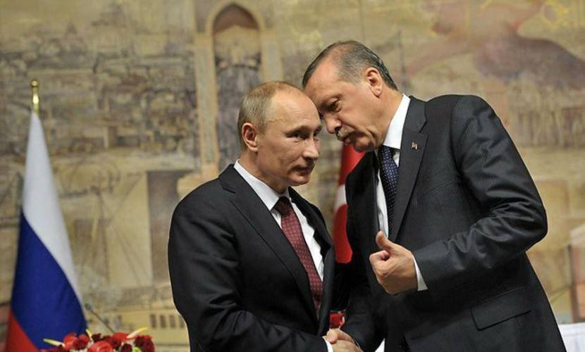 Due Paesi divisi da Assad, ma uniti dal business