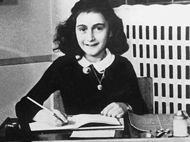 Anna Frank e la famiglia vennero respinti dagli Usa