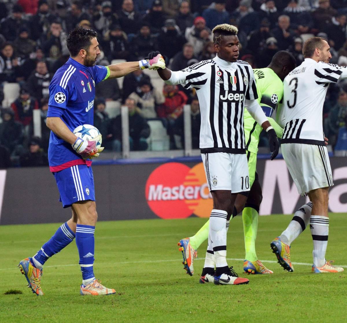 La Juventus vola agli ottavi
