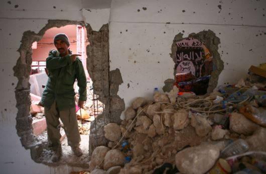Sinjar, scoperti i tunnel segreti dell'Isis
