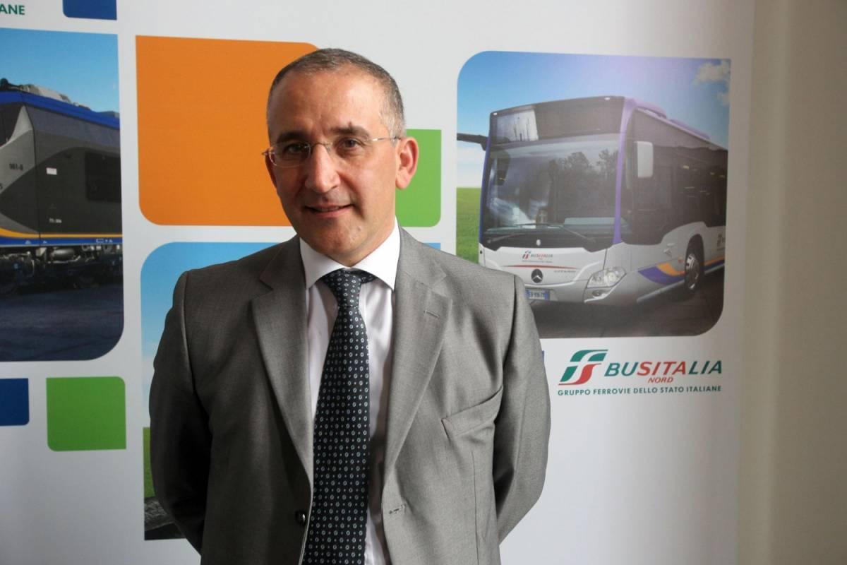 Renato Mazzoncini nuovo ad di Fs