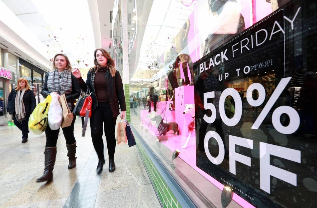 Gli sconti del black friday? Un'imitazione Usa in saldo
