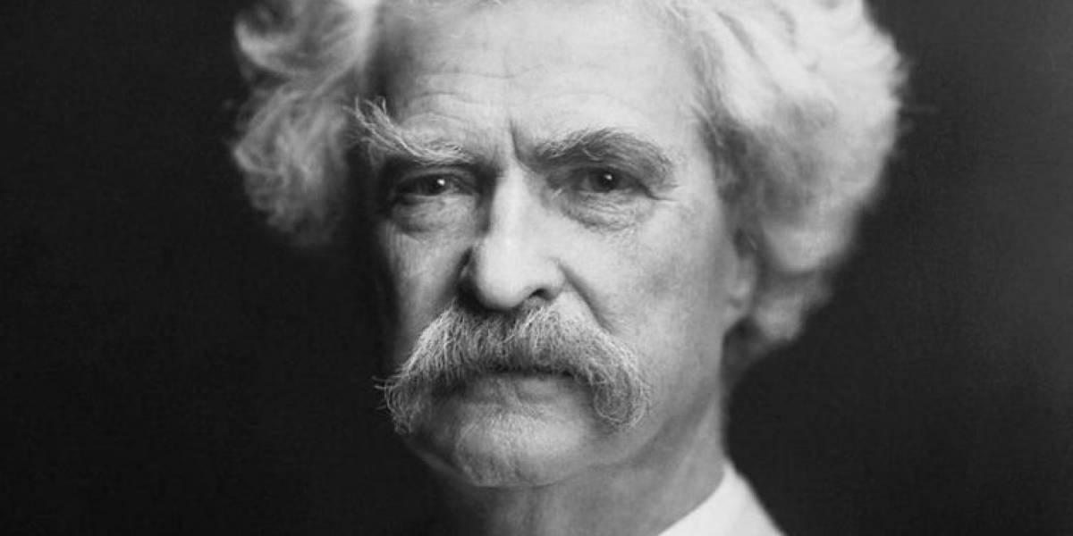 Mark Twain, un successo anche italiano