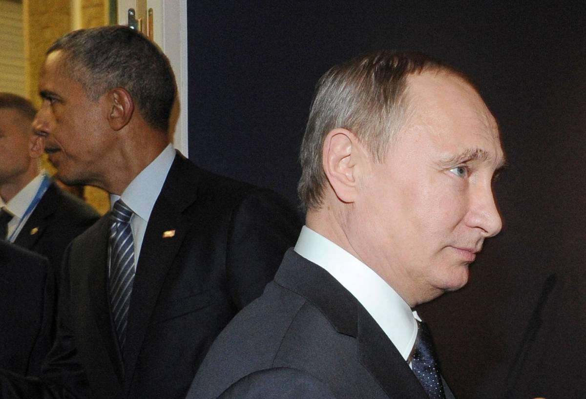"""Obama in pressing su Putin: """"Assad deve lasciare il potere"""""""