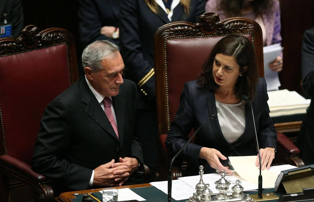 Le alleanze spaccano la sinistra: Grasso già litiga con la Boldrini