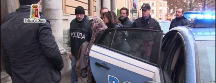 Propaganda il jihad sui social: fermata e liberata a Palermo