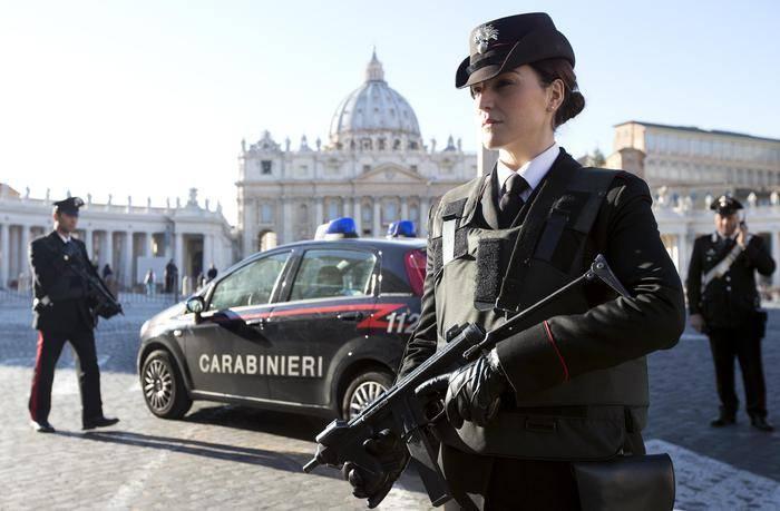 """""""A Roma l'Isis attaccherà domani"""""""