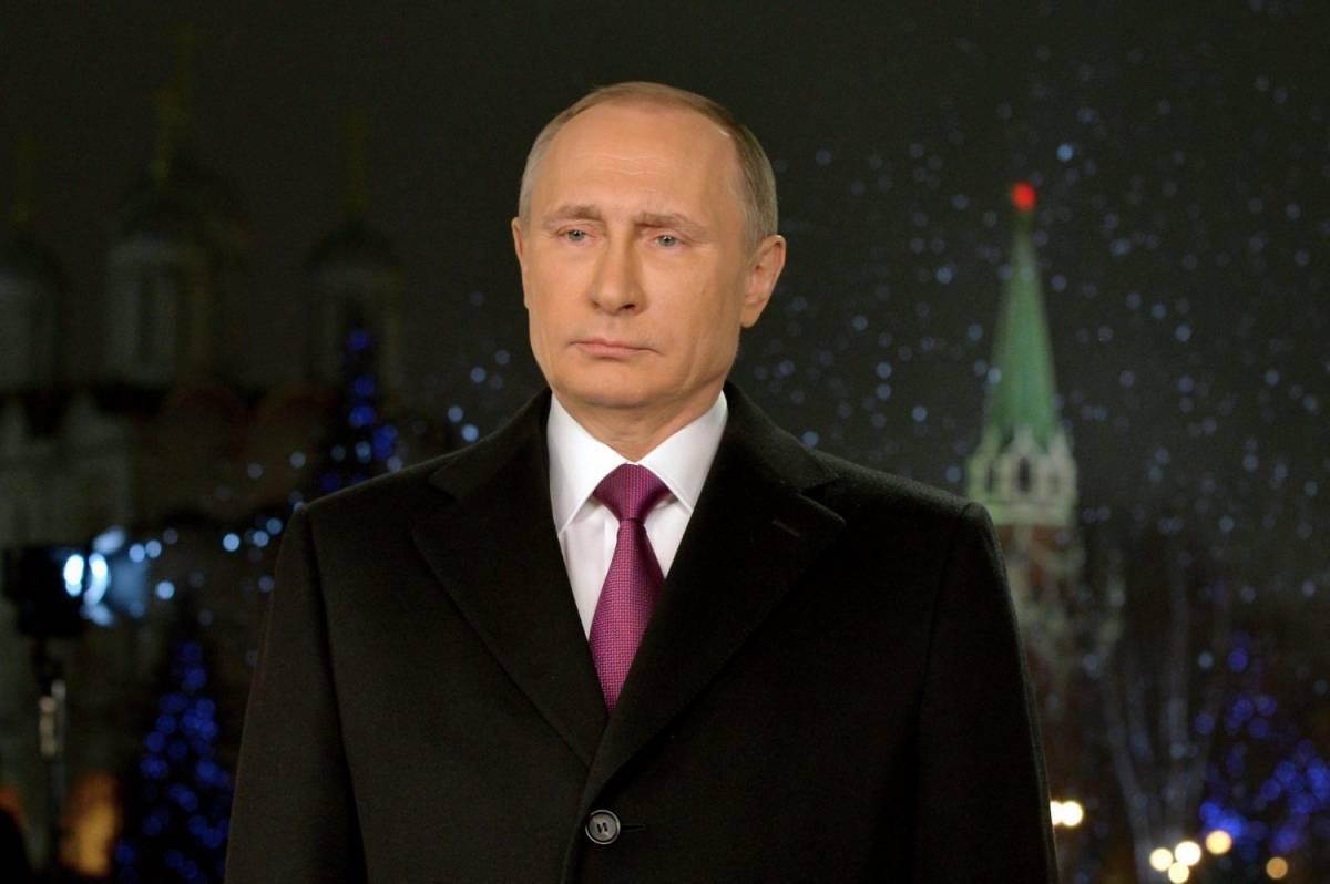 Putin, indice popolarità vola: 82% dei russi soddisfatti
