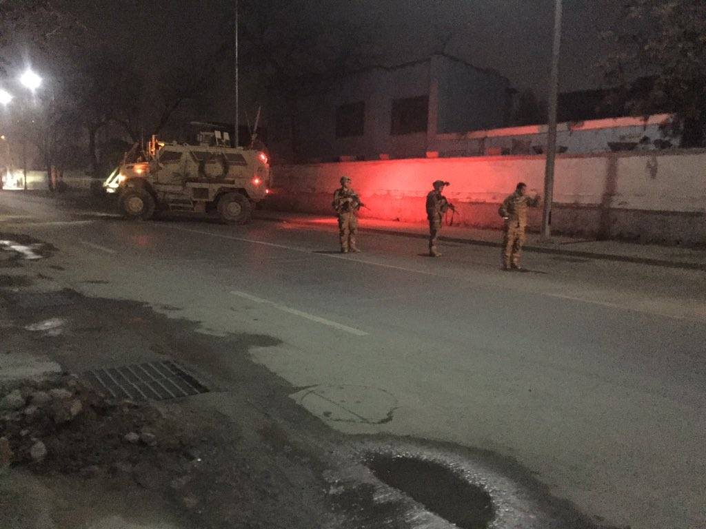 Kabul, un razzo cade vicino all'ambasciata italiana