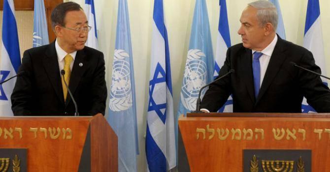 """Netanyahu attacca Ban Ki-moon: """"Incoraggia il terrorismo"""""""
