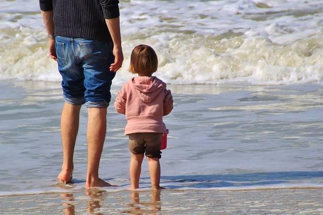 Padre e figlia/Pixabay