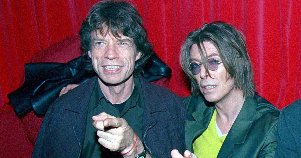 """L'ex bodyguard di David Bowie: """"Quella notte di sesso a tre con Mick Jagger"""""""