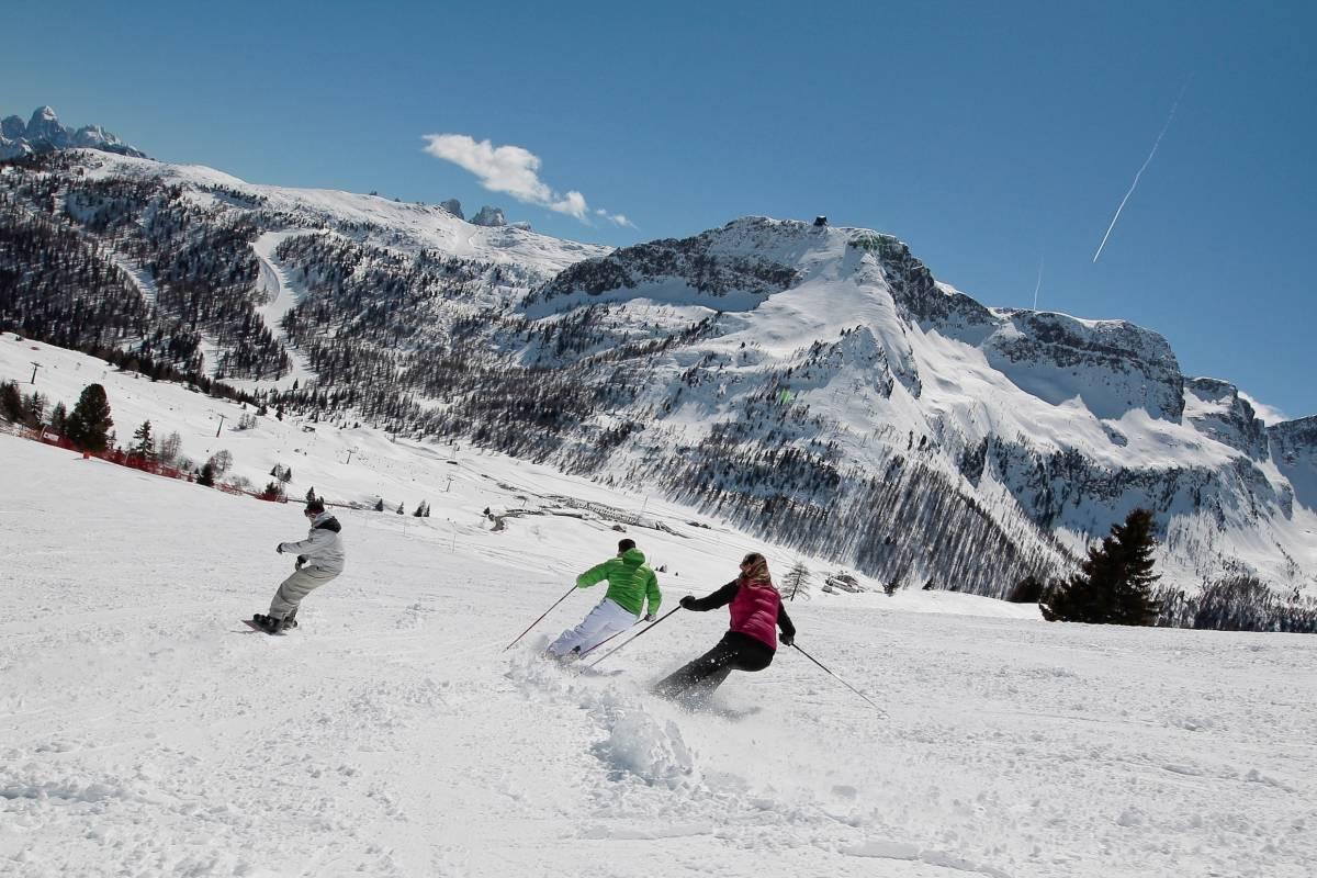 Impianti di sci chiusi causa neve. Lo strano caso della pista in Calabria