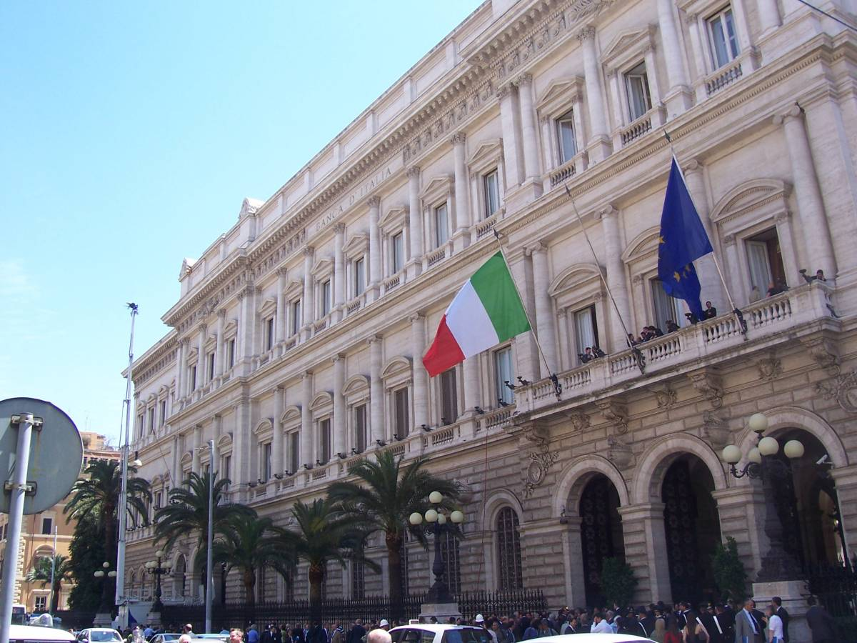 Le tre piccole spine di Bankitalia