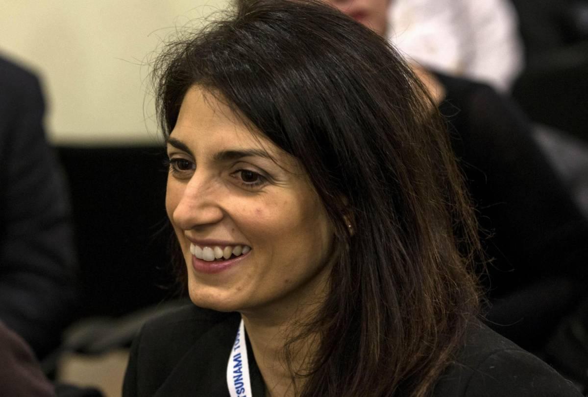 Virginia Raggi, candidato del Movimento 5 Stelle a Roma